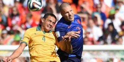 Robben y Cahill, los señores de los goles