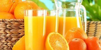 Misma receta y beneficios que la limonada pero con naranja. Foto:Tumblr