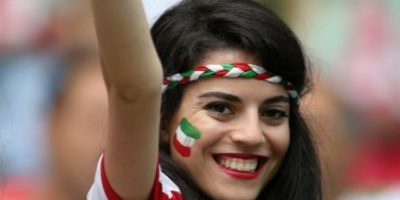 FOTOS. Las bellezas iraníes