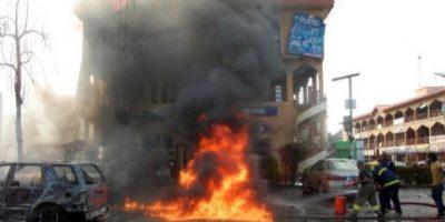 FOTOS. Un atentado en Nigeria deja 21 muertos y 17 heridos