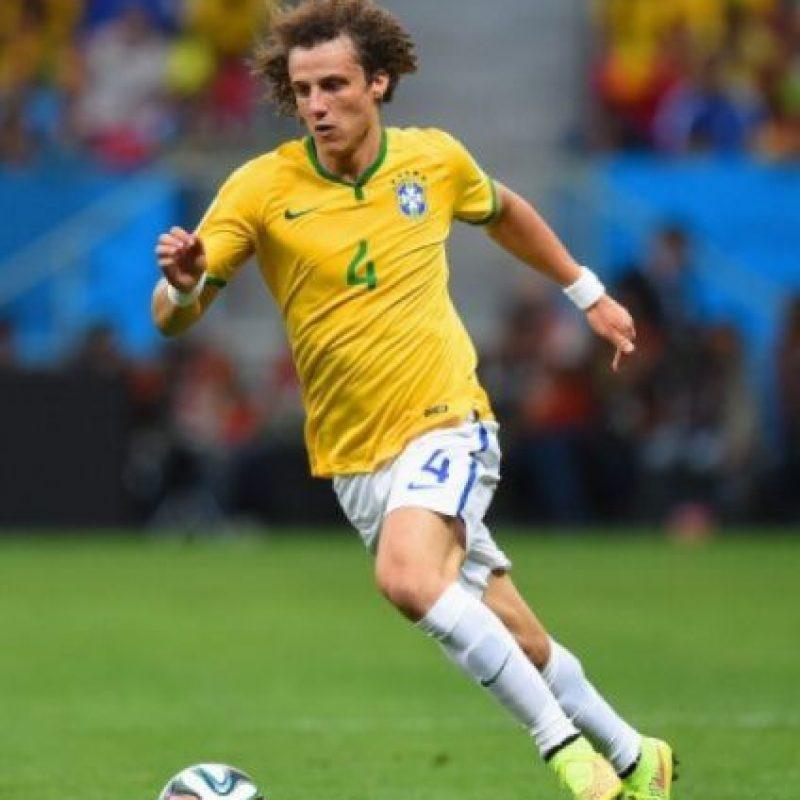 David Luiz. Getty