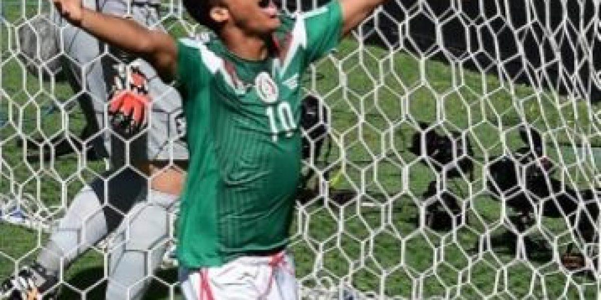 En menos de cinco minutos, Holanda se impuso a México