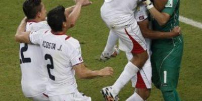 Costa Rica hace historia con pase a cuartos en penales ante Grecia