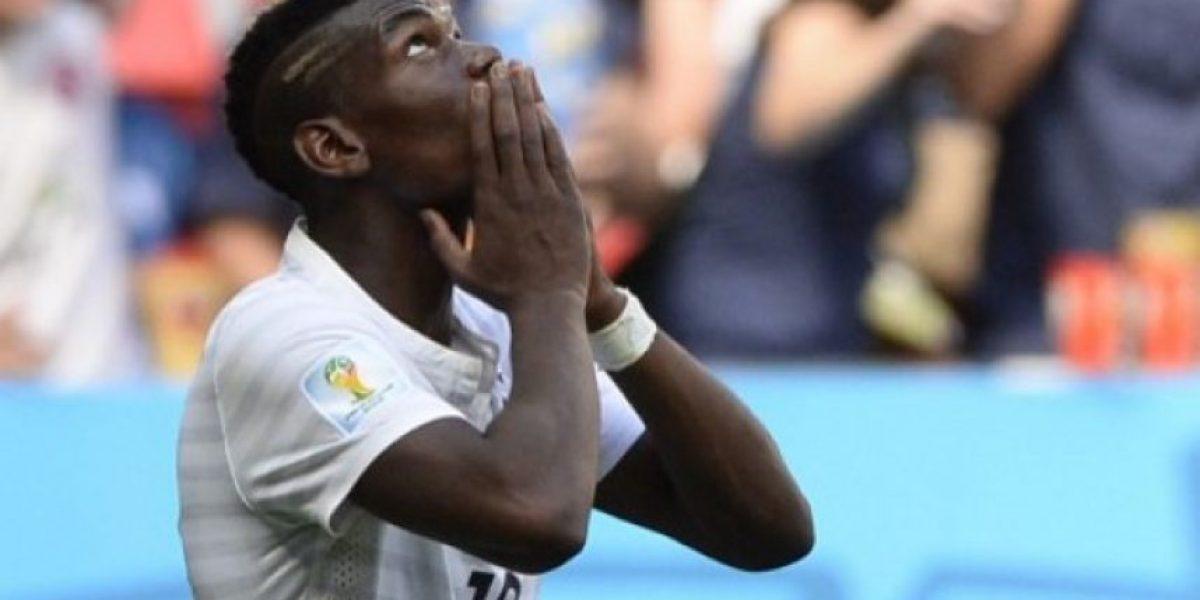 Con autogol de Nigeria, Francia resulta el vencedor