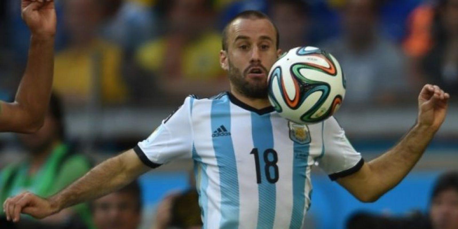 Rodrigo Palacio (Argentina). Foto:AFP