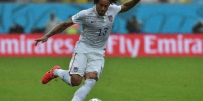 Jermaine Jones (Estados Unidos). Foto: AFP