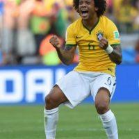 Marcelo (Brasil). Foto:AFP