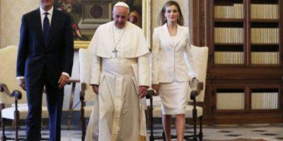 FOTOS. En el Vaticano reciben al nuevo rey