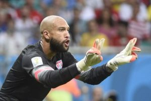 Tim Howard (Estados Unidos). Foto: AFP