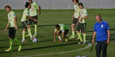 FOTOS. Neymar-James, un show de pesos pesados