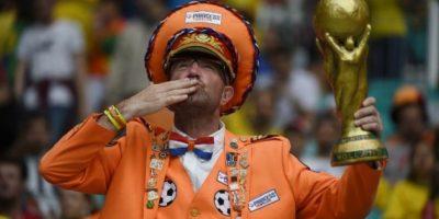 FOTOS. El Mundial estampado en la cara