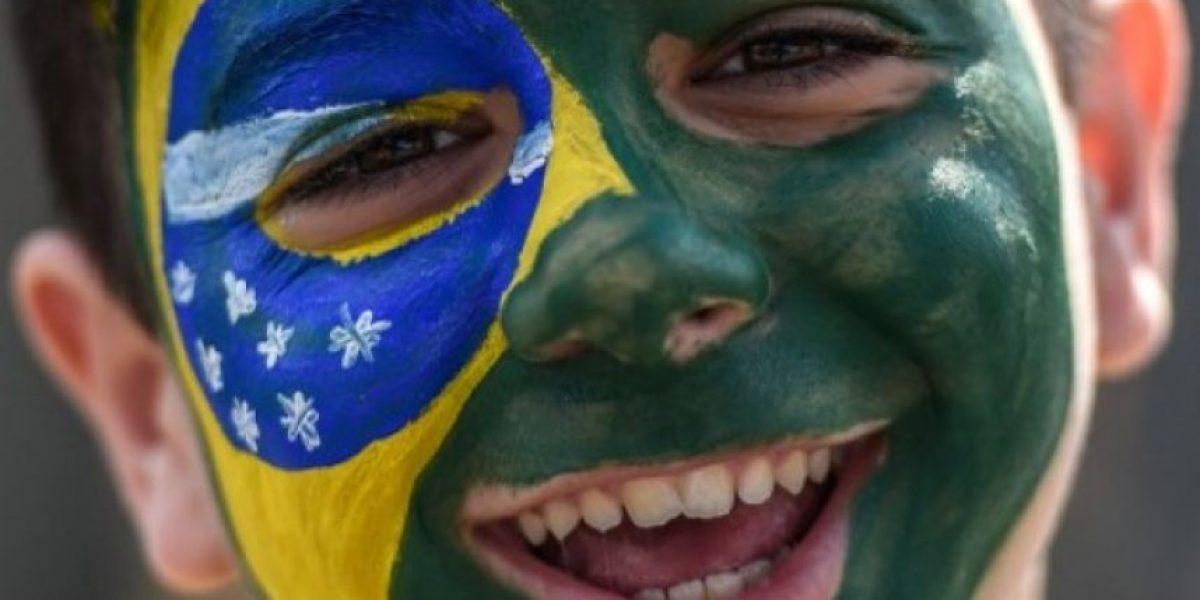 FOTOS. El color de Brasil-Alemania