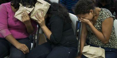 FOTOS. La PDH verifica deportaciones