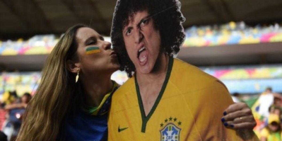 FOTOS: Brasileños apoyan a su selección