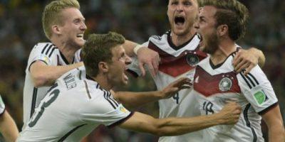 FOTOS. Alemania gana el Mundial al batir a la Argentina
