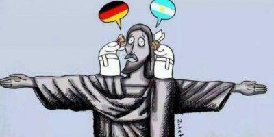 FOTOS. Los memes, el humor del partido entre #GER y #ARG
