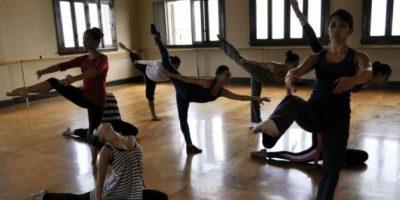 FOTOS. Un homenaje al ballet