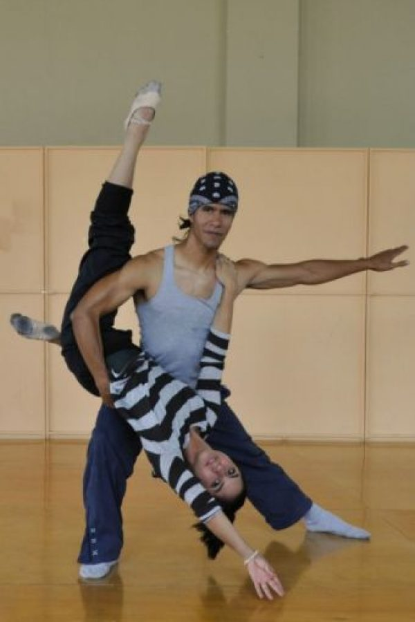 Foto:Compañía de Ballet Moderno y Folklórico