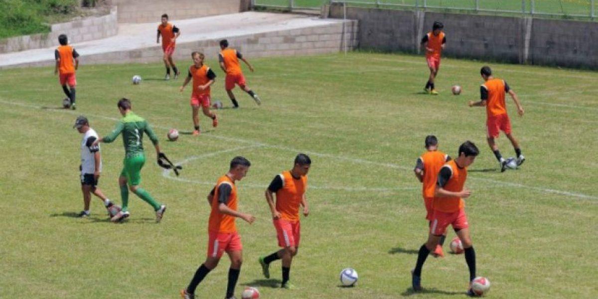 FOTOS. La Sub-20 debuta contra un duro adversario