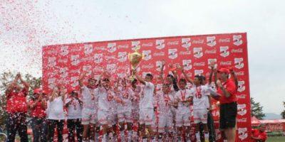 FOTOS. La Copa Coca-Cola 2014 llegó a su final