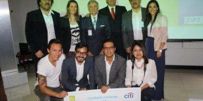 Dos empresas guatemaltecas ganan el Citi Mobile Challenge de Latinoamérica 2014