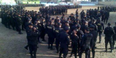 Ocupantes abandonan asentamiento Las Torres, z7