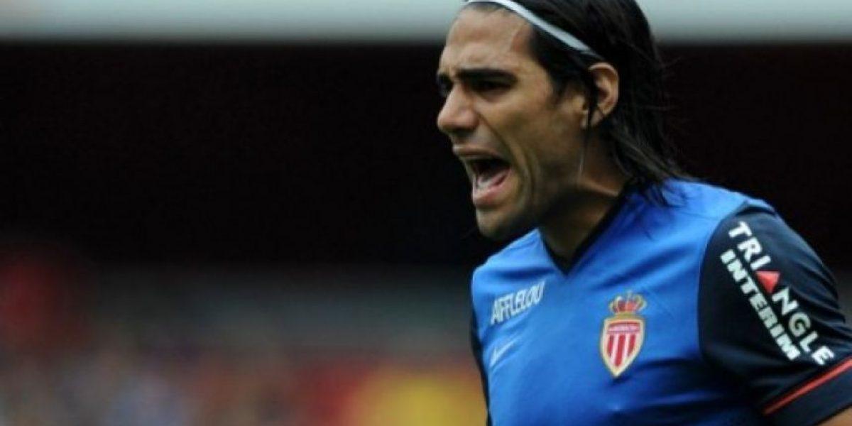 FOTOS: Falcao vuelve a jugar con el Mónaco