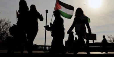 Chile: Marcha propalestinos pide a Bachelet romper relaciones con Israel