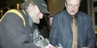 Famoso actor creyó haber visto al fantasma de Robin Williams