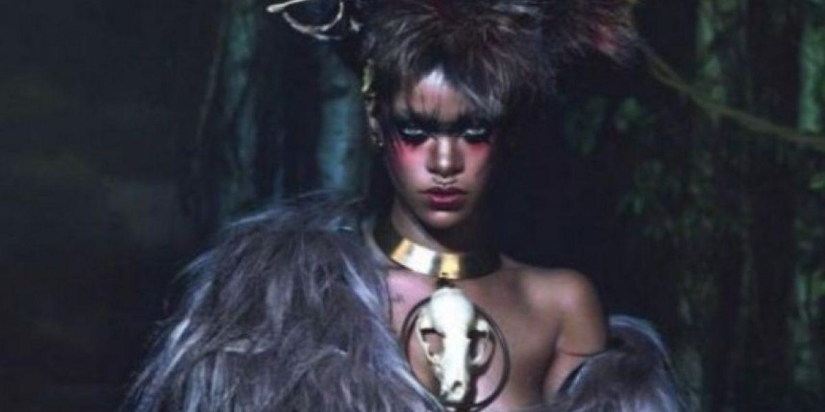 Una Rihanna muy sexy y salvaje aparecerá en la portada de una revista