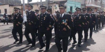 FOTOS. Bomberos Voluntarios conmemoran 63 años de fundación