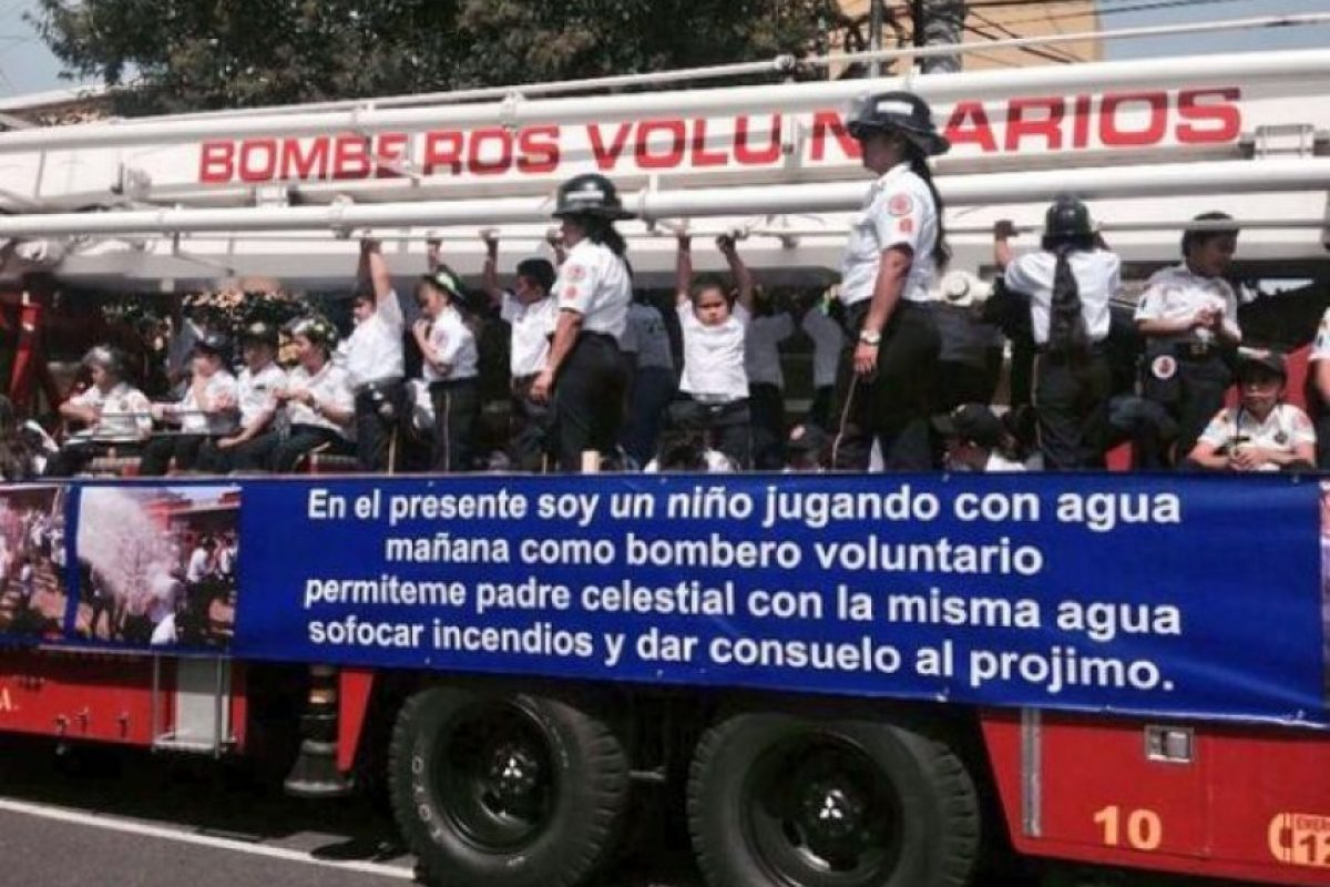 Foto:@BVoluntarios