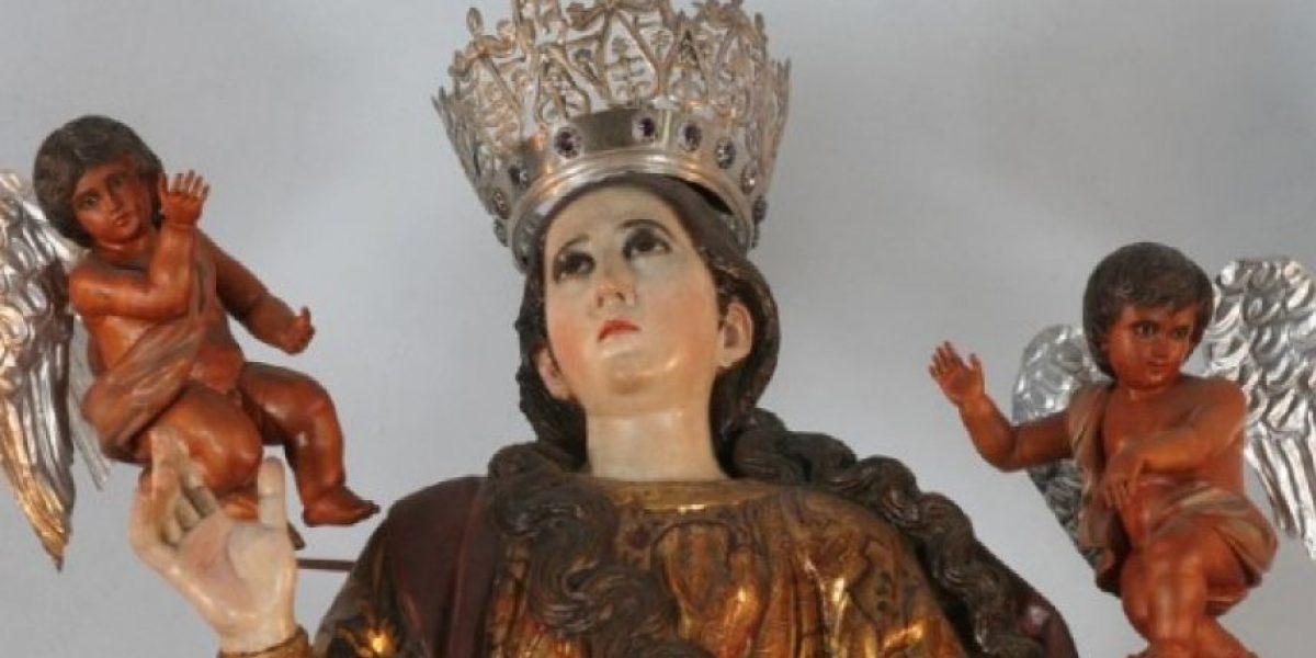 La ciudad de Guatemala celebra a su patrona