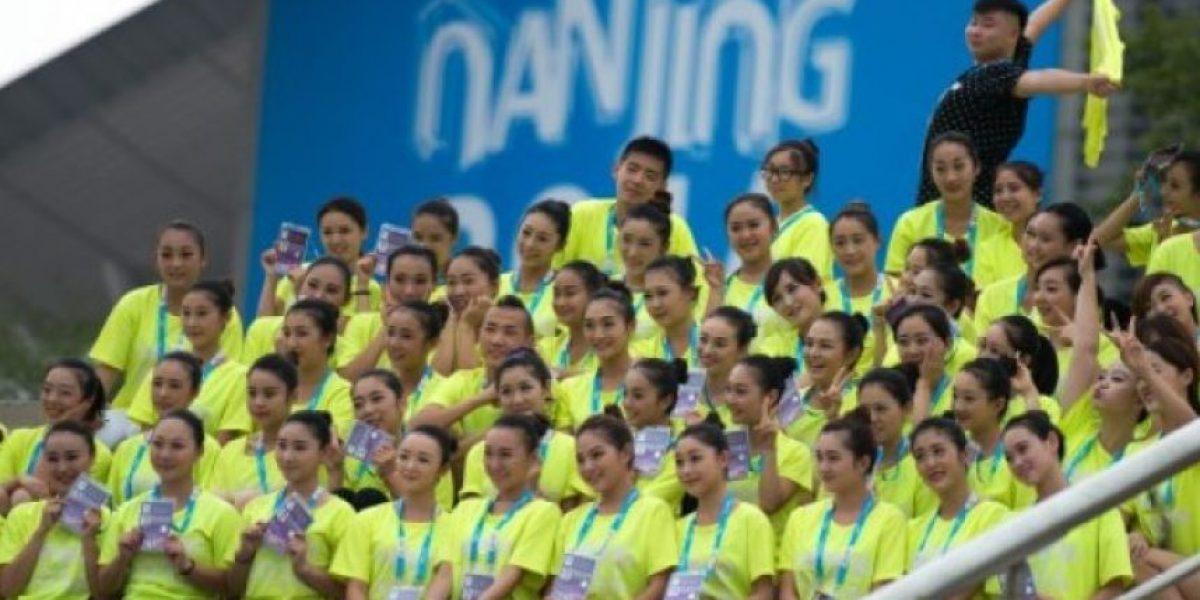 FOTOS. Los Juegos Olímpicos de la Juventud dan inicio en Nanjing
