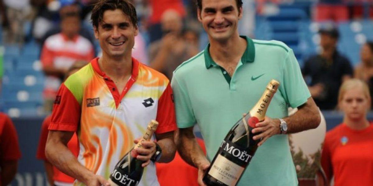 FOTOS. Federer conquista el Masters de Cincinnati