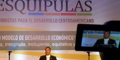 Guatemala seguirá pasos del Gobierno de Ecuador