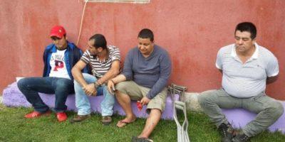 Capturan a tres colombianos tras enfrentar a la PNC