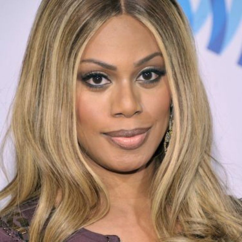 """6.- Laverne Cox de """"Orange is the new black"""" es la primera mujer transgénero que es nominada a los Emmys. Foto:Getty Images"""