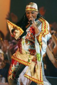 Missy Elliott. Foto:Agencias