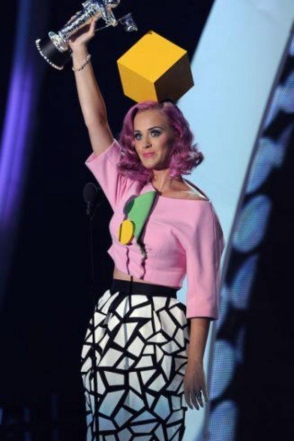 Katy Perry. Foto:Agencias