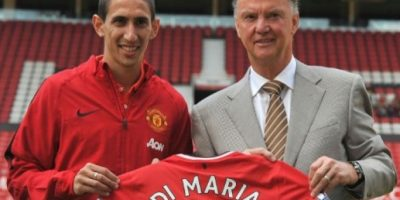 FOTOS: Di Maria debuta en el Manchester United