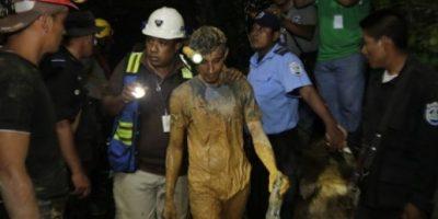Nicaragua: Rescatan con vida a 20 mineros