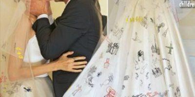 Brad Pitt y Angelina Jolie: Las fotos de su boda