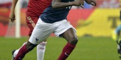 Francia derrota 1-0 a España en amistoso en París