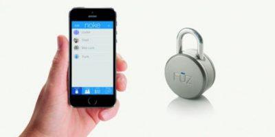 Noke, el primer candado Bluetooth del mundo