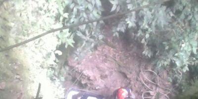Adolescente se suicida y deja mapa para localizar su cadáver