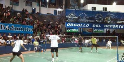 Guatemala cae en dobles ante Francia en campeonato de bádminton