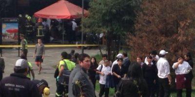 Suben a 14 los heridos por explosión en chile