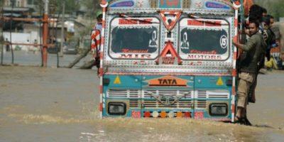 Inundaciones afectan a más de un millón de personas en Pakistán