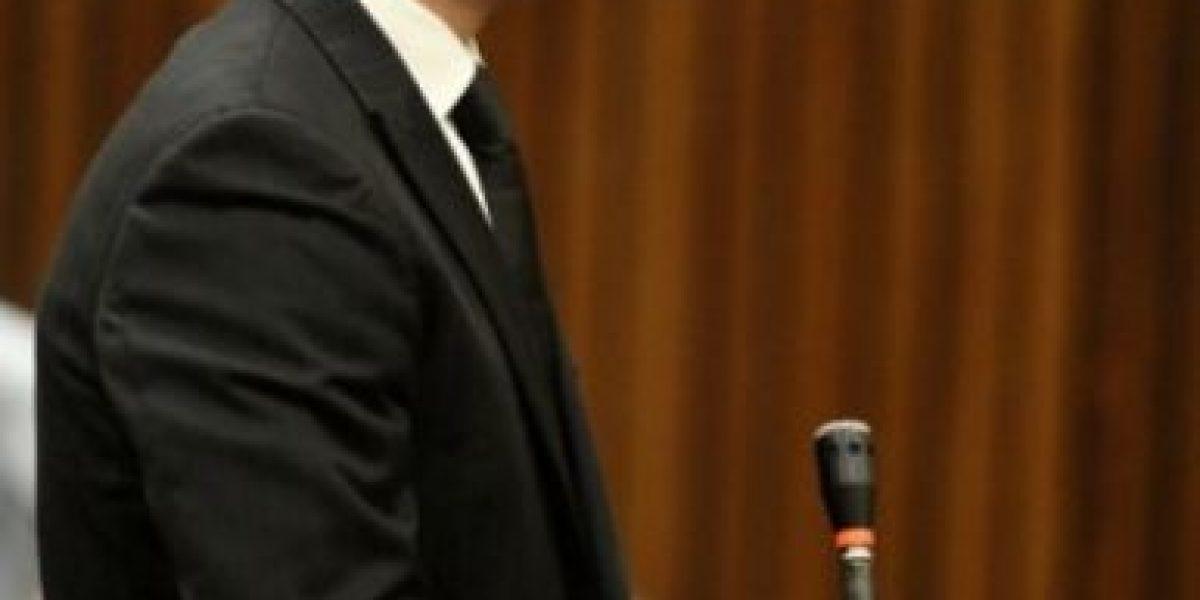 Pistorius es declarado culpable del homicidio involuntario de su novia